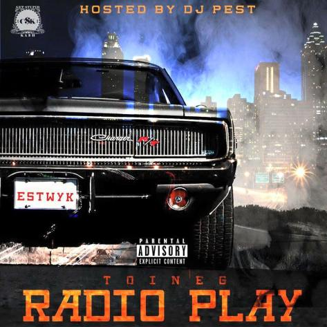 Radio Play Cover