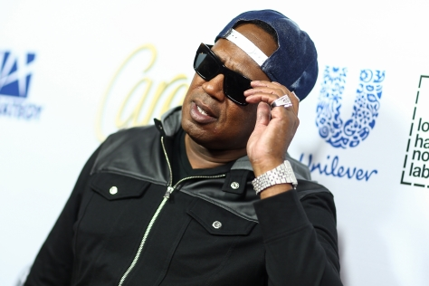 Master P has master plan for reality show